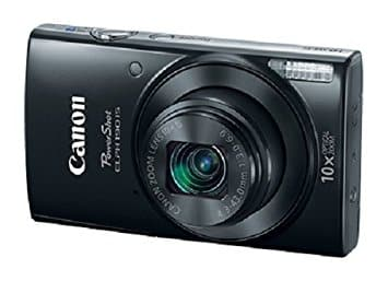 Canon PowerShot Elph 190 video camera for children