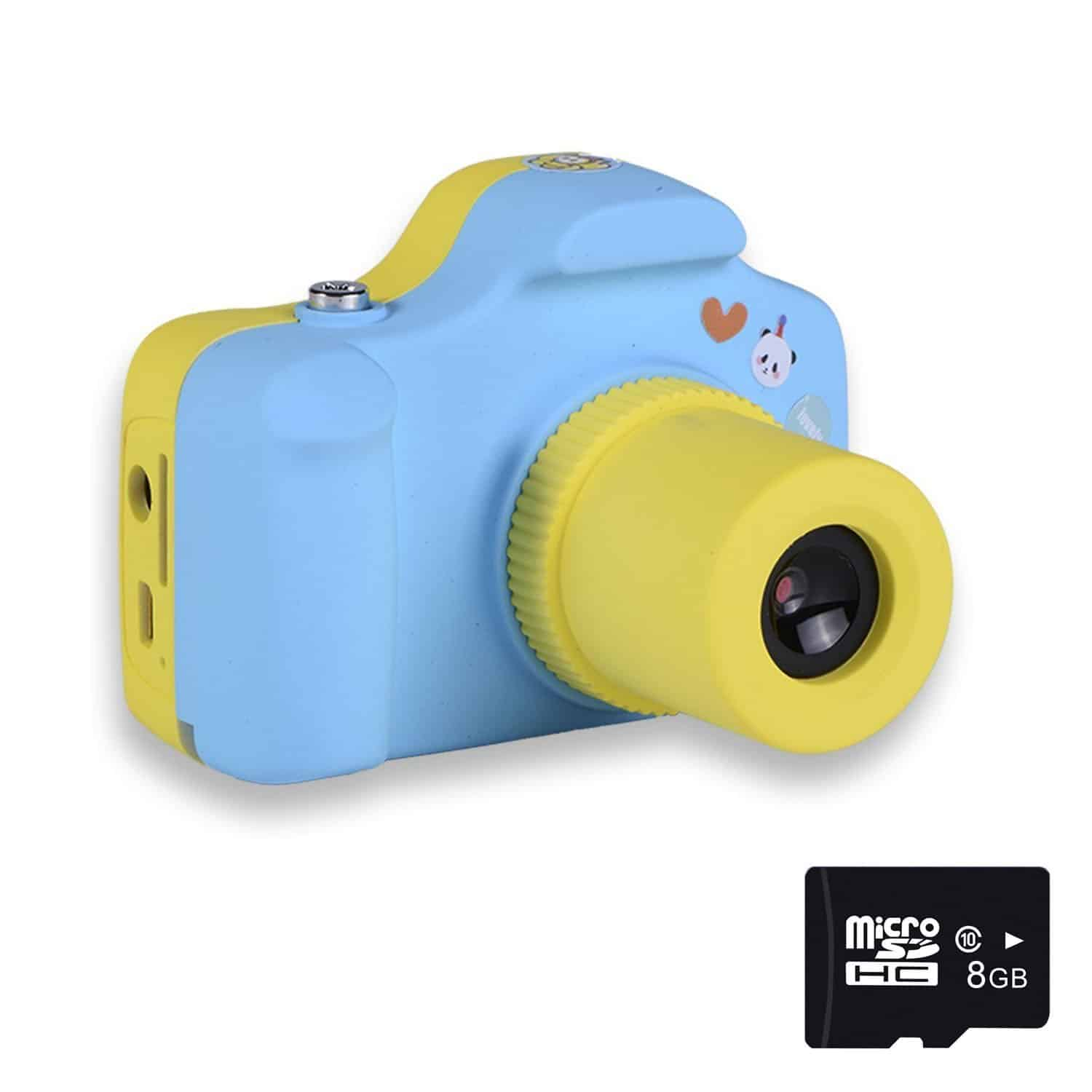 PANNOVO Mini Kids Camera