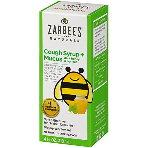 Zarbees Naturals Childrens Cough Syrup
