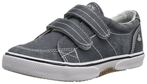 Sperry Halyard Hook and Loop Boat Shoe