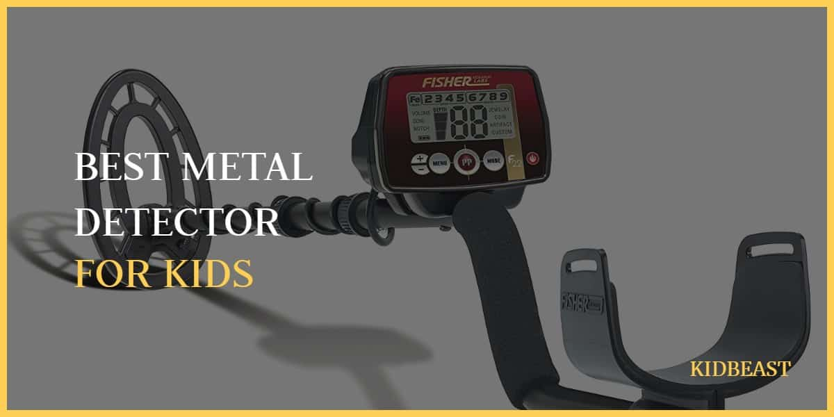 best metal detector for kids