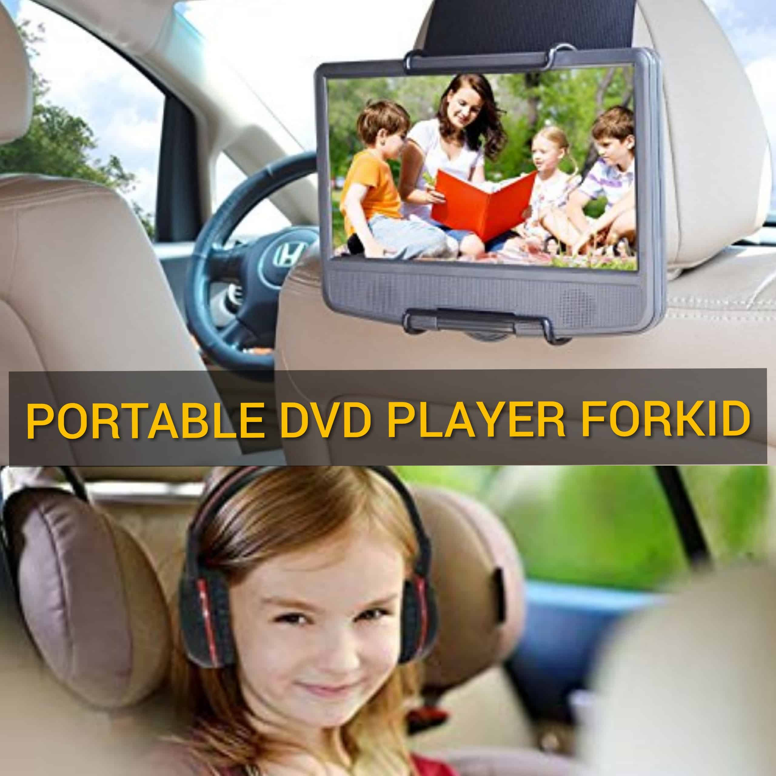 Best portable dvd player reviews