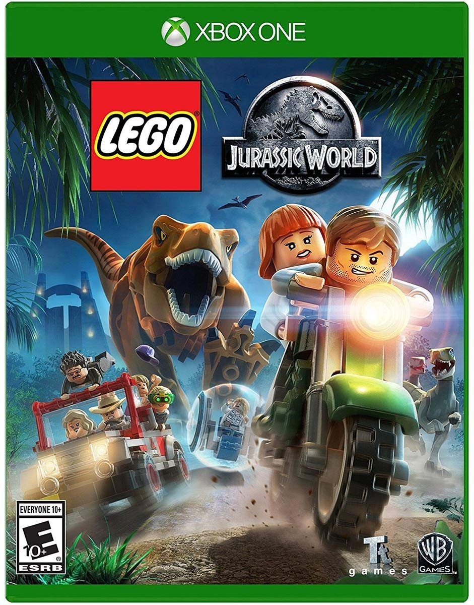 LEGO Jurassic World Standard Edition