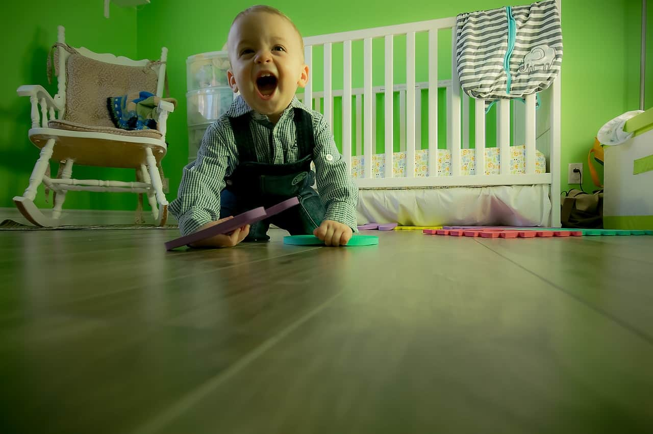Best Toys for Crawling Babies