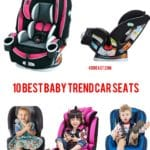 Baby trend car seat